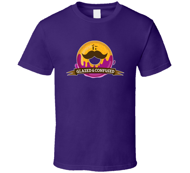 Glazed And Confused Wynonna Earp Tv Show Fan Funny T Shirt