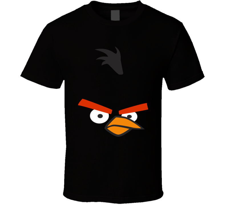 Chuck Angry Bird Group Halloween T Shirt