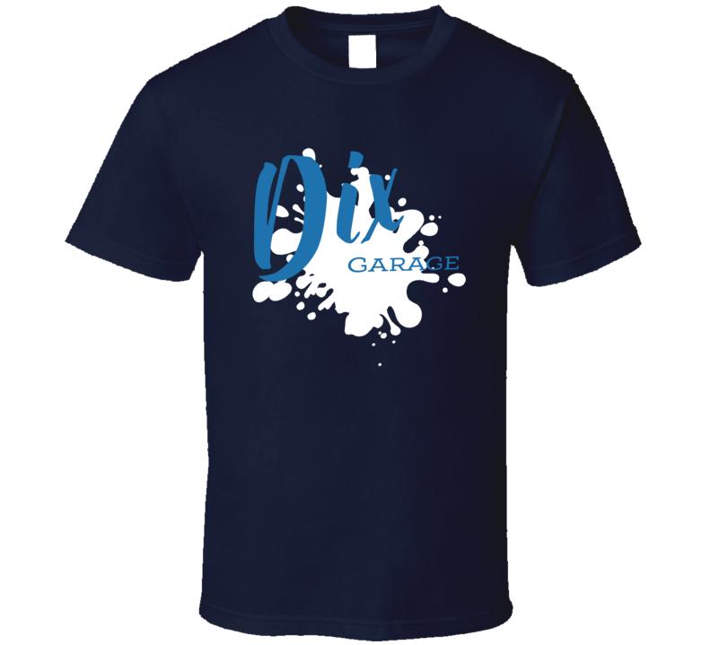 Dix Garage T Shirt