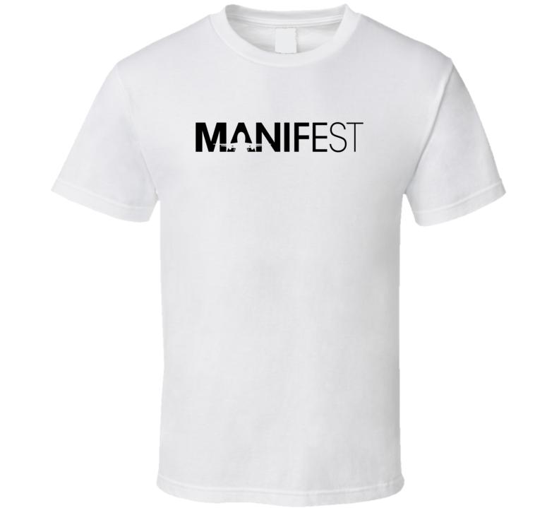 Manifest Popular Tv Drama Fan T Shirt