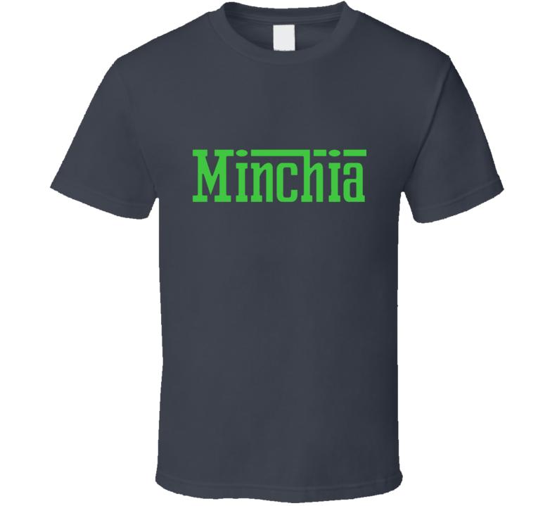 Italian curse word saying t-shirt minchia t-shirt funny culture heritage shirts