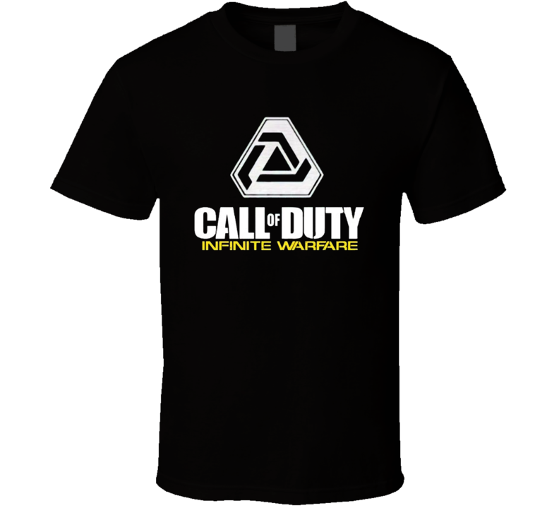 Call of Duty Infinite Warfare Cool Gamer COD Fan T Shirt