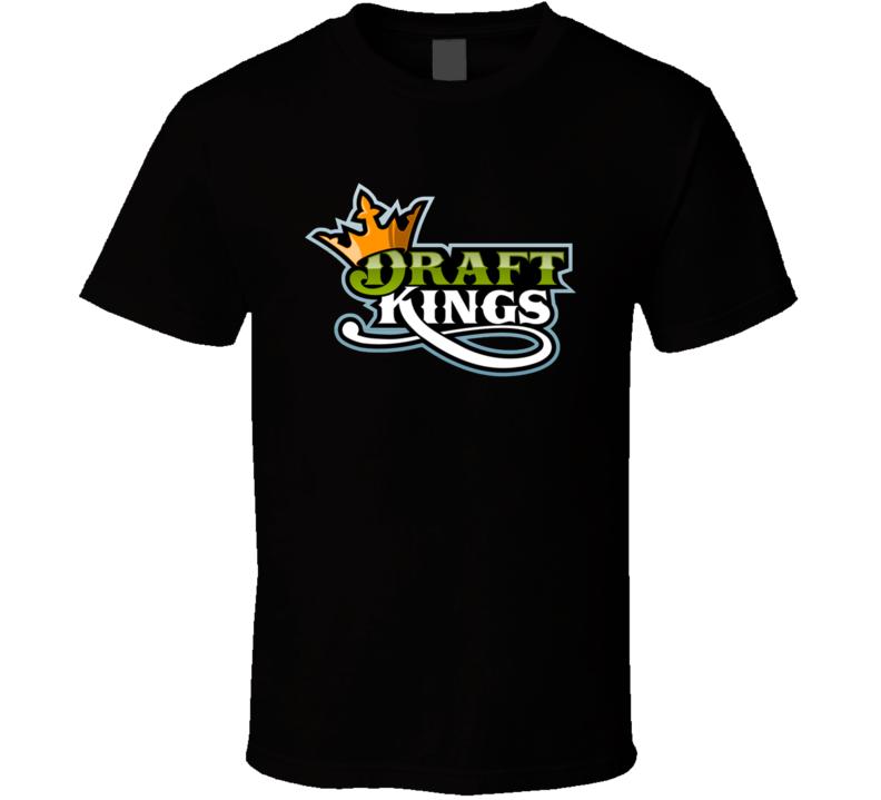 Draft Kings Fantasy Sports T Shirt
