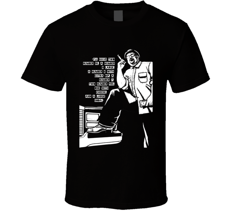 I'll Have Two Number 9s  Big Smoke's Order Meme From GTA T Shirt