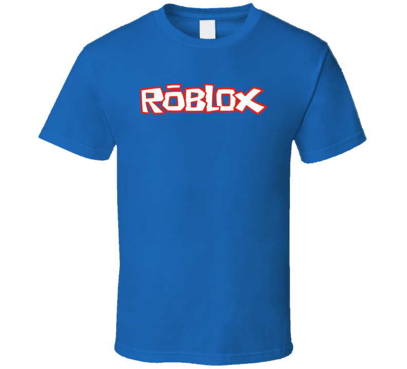 Roblox Fan Cool Fun Retro Gaming Meme T Shirt