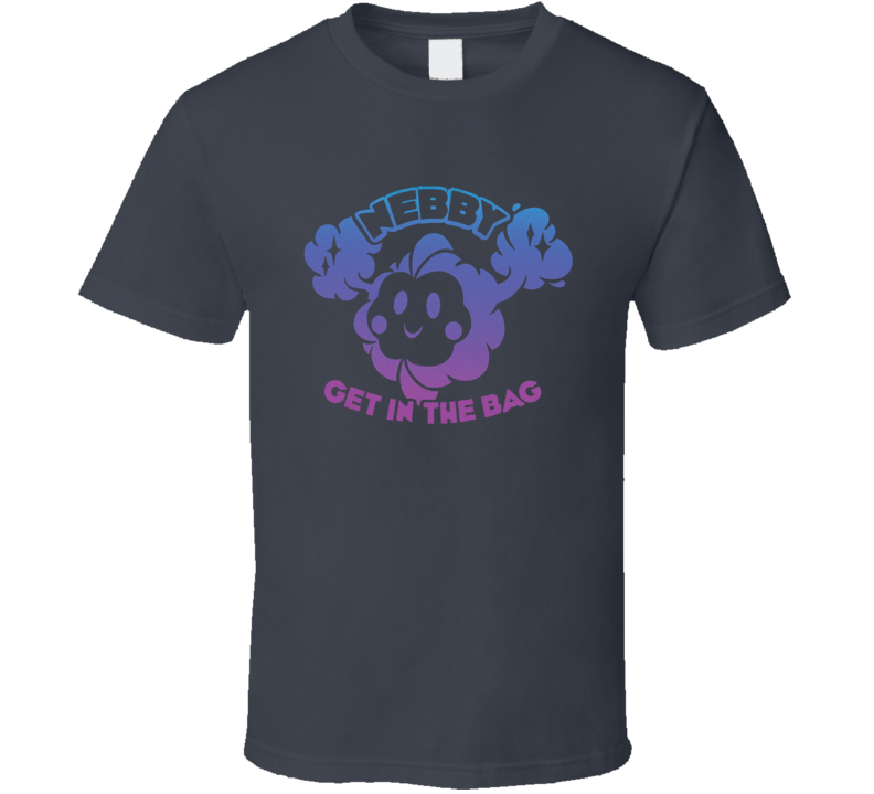 Nebby Get In The Bag Pokemon Sun and Moon Meme T Shirt