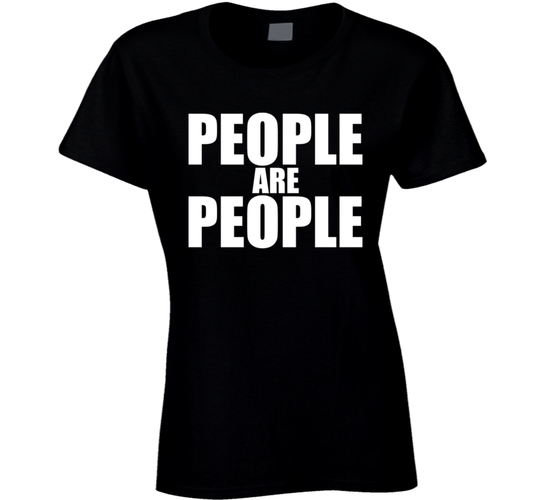 People Are People Christian Siriano T Shirt