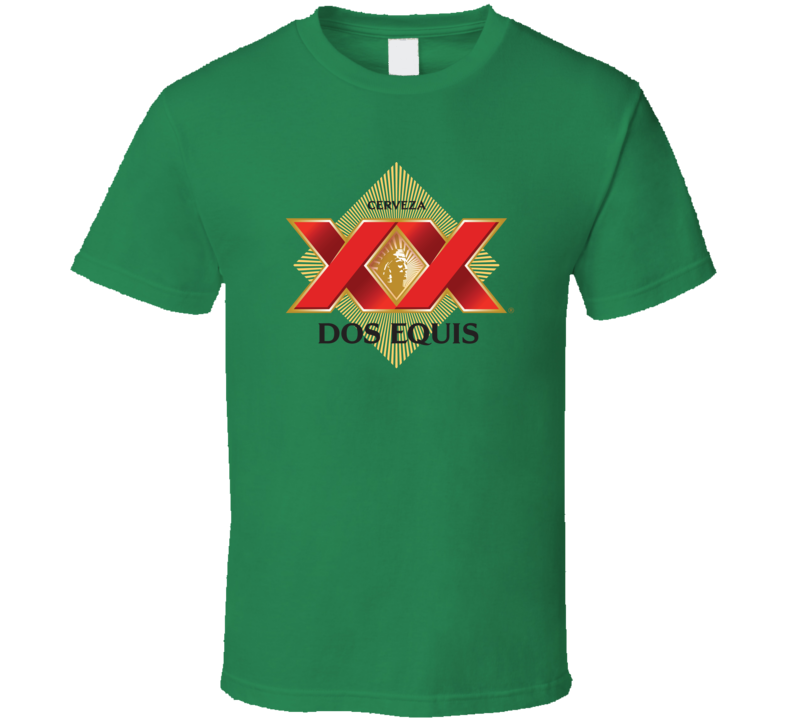 Dos Equis Special Lager Latin American Cool Beer T Shirt
