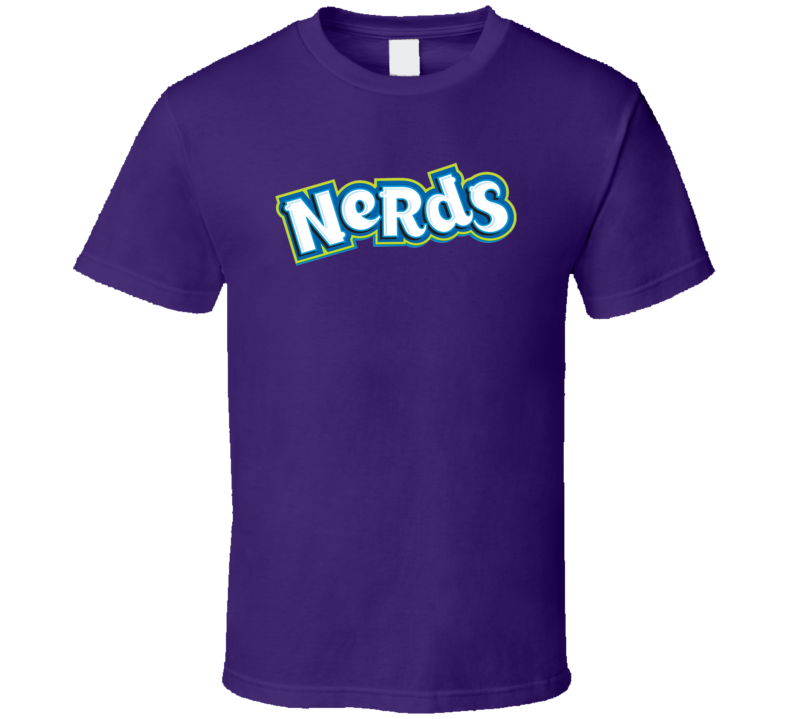 Nerds Candy Halloween Couples Family Group Costume T Shirt