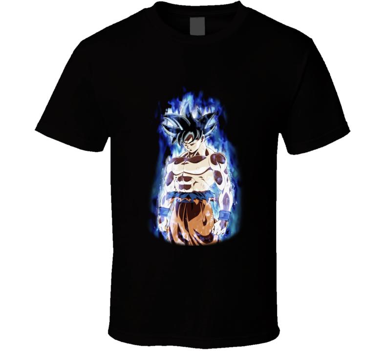 Goku Ultra Instinct Form T Shirt