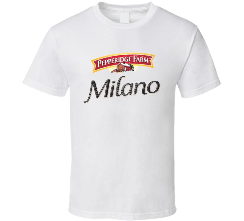 Cool Distressed Pepperidge Farm Milano T Shirt