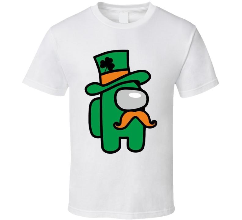 Among Us St Patrick's Day T Shirt