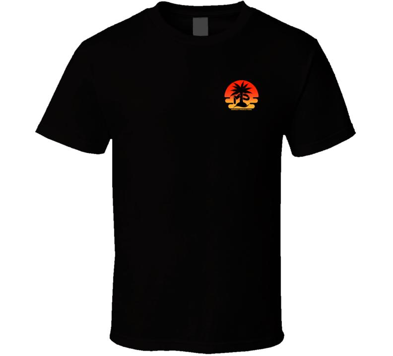 Marigot Productions Front Print Custom T Shirt