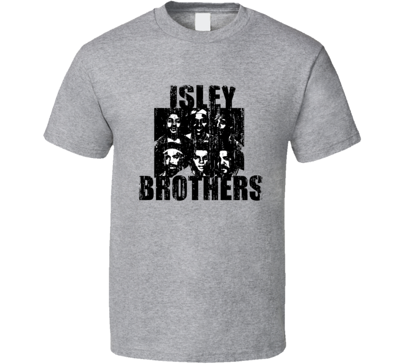 The Isley Brothers 70s Disco Funk Old School Music Worn
