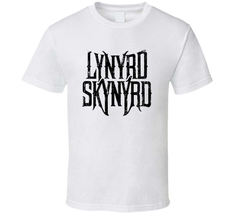 Lynyrd Skynyrd 70s Classic Rock Vintage Band Worn Look Music T Shirt