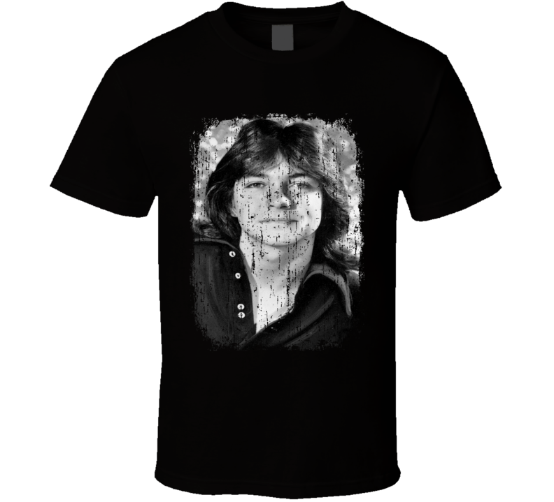 David Cassidy 70s Celebrity Icon Sexy Vintage Worn Look T Shirt