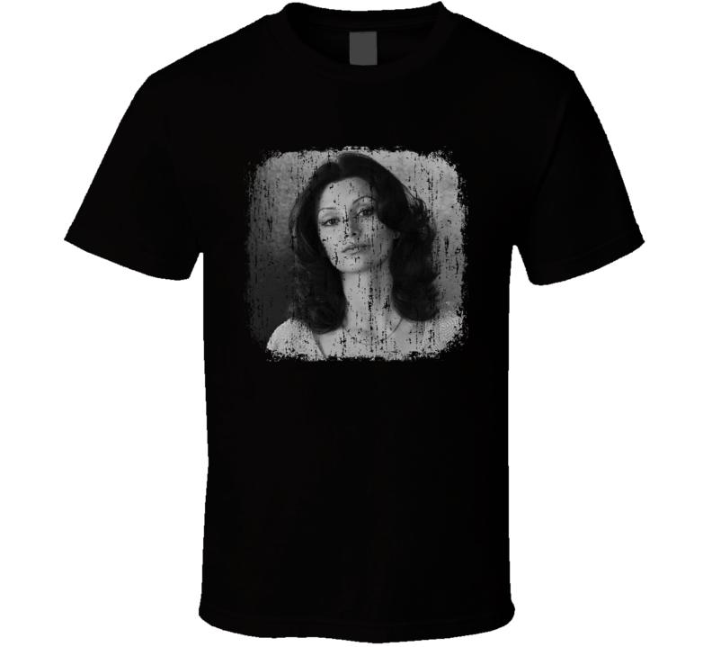 Farrah Fawcett 70s Celebrity Icon Sexy Vintage Worn Look T Shirt