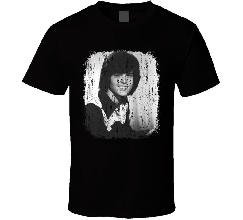 Donny Osmond 70s Celebrity Heartthrobe Vintage Worn Look T Shirt