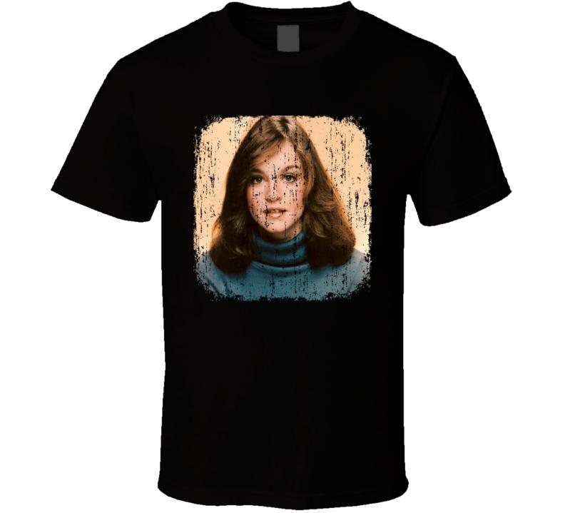 Pamela Sue Martin 70s Celebrity Icon Sexy Vintage Look T Shirt