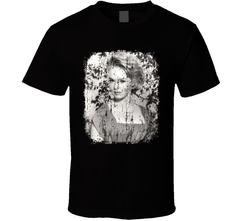 Joey Heatherton 70s Celebrity Icon Sexy Vintage Worn Look T Shirt