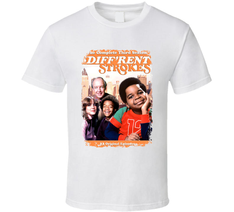 Diff'rent Strokes Best Tv Show Of The 70s T shirt