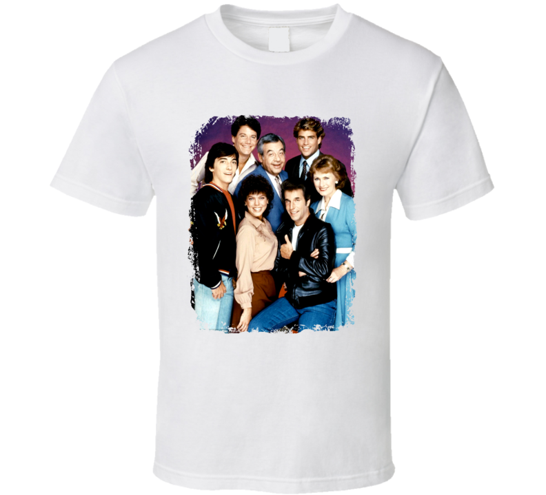 Happy Days Best Tv Show Of The 70s T shirt