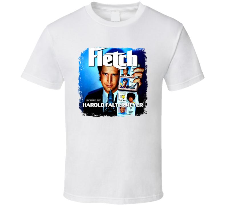 Fletch 70s Comedy Film T shirt