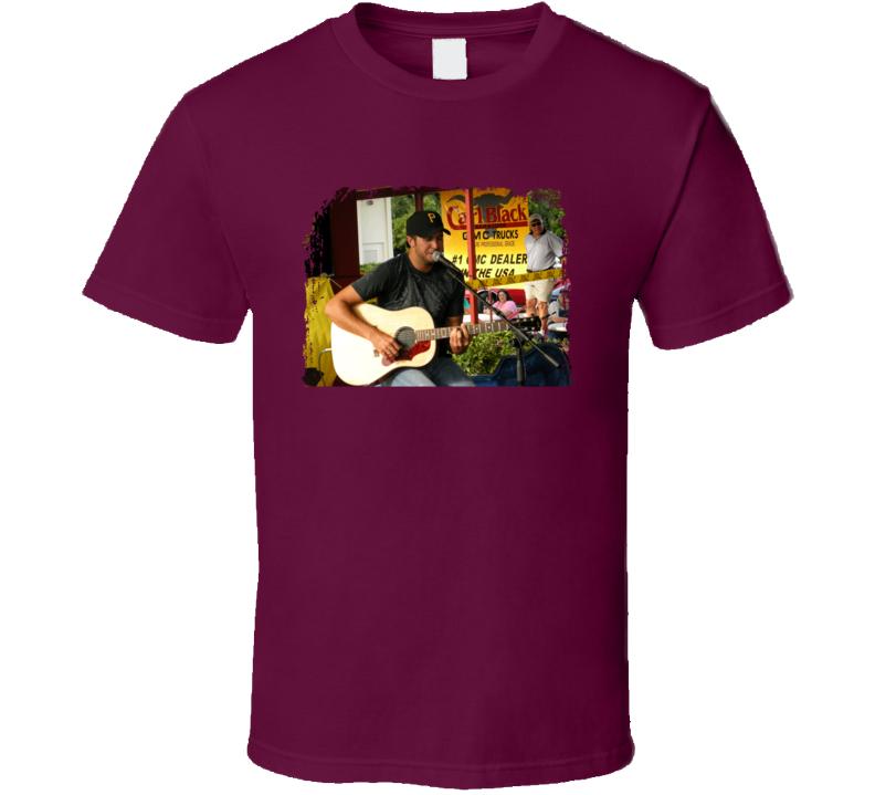 Cole Swindell Great Country Artist Fan  T shirt