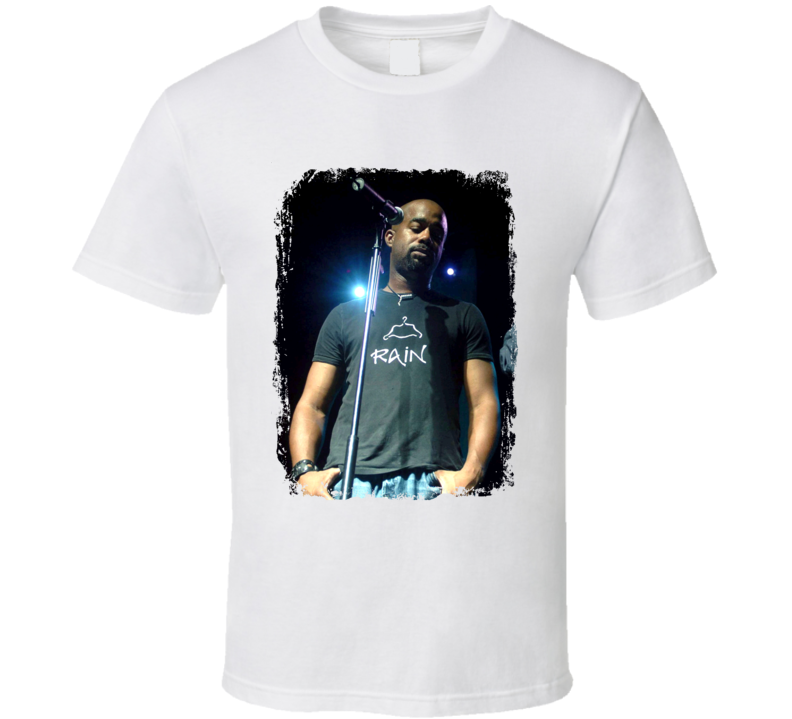 Darius Rucker Great Country Artist Fan  T shirt