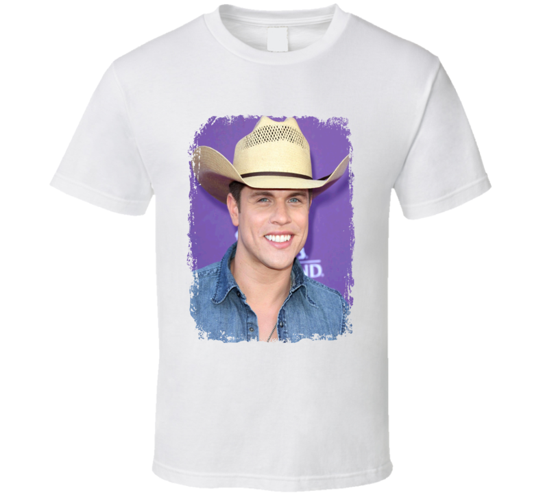 Dustin Lynch Great Country Artist Fan  T shirt