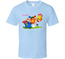 Popples 80s Cartoon T Shirt