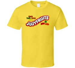 Jujyfruits Classic Candy Food Seinfeld T Shirt