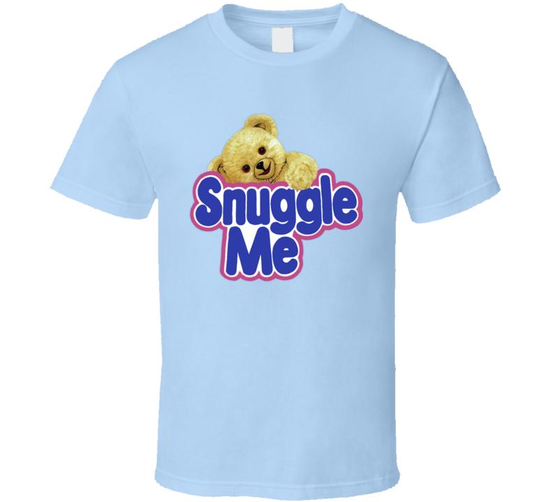 Snuggle Teddy Bear T Shirt
