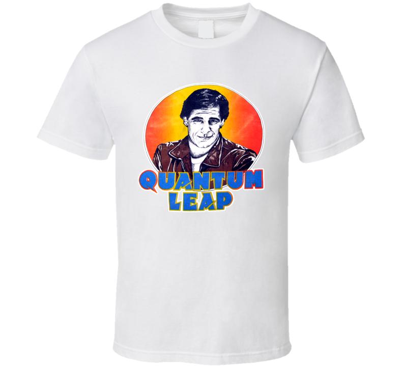Quantum Leap TV Show T Shirt
