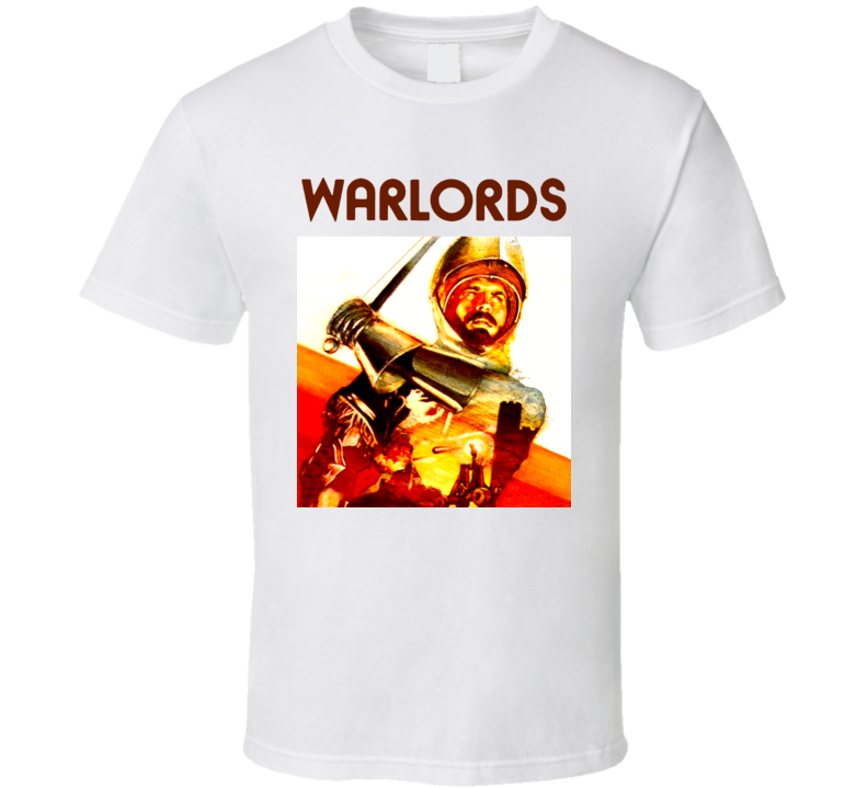 Atari Warlords Box Art Video Game T Shirt