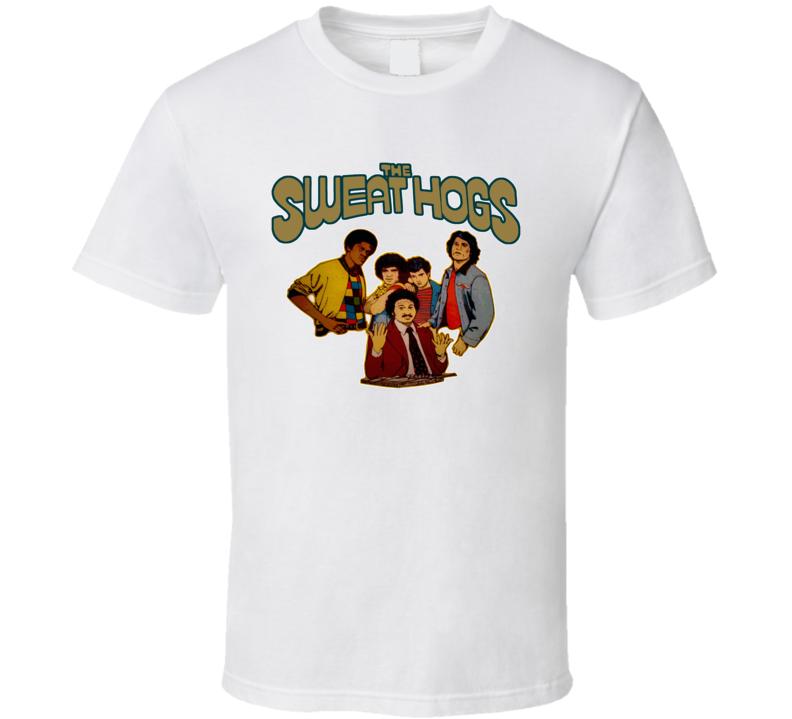 Welcome Back Kotter Sweathogs TV T Shirt