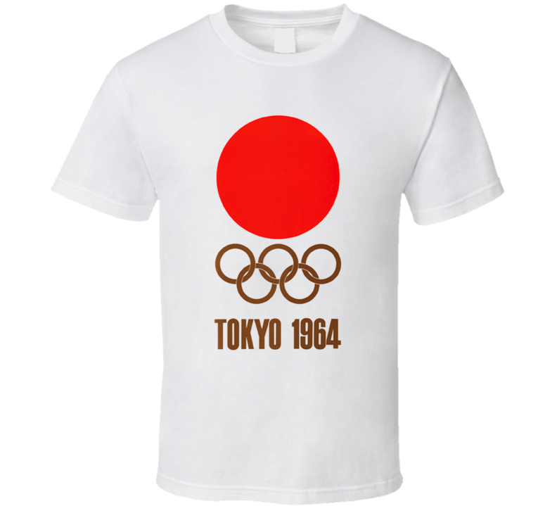 Tokyo 1964 Summer Olympics T Shirt