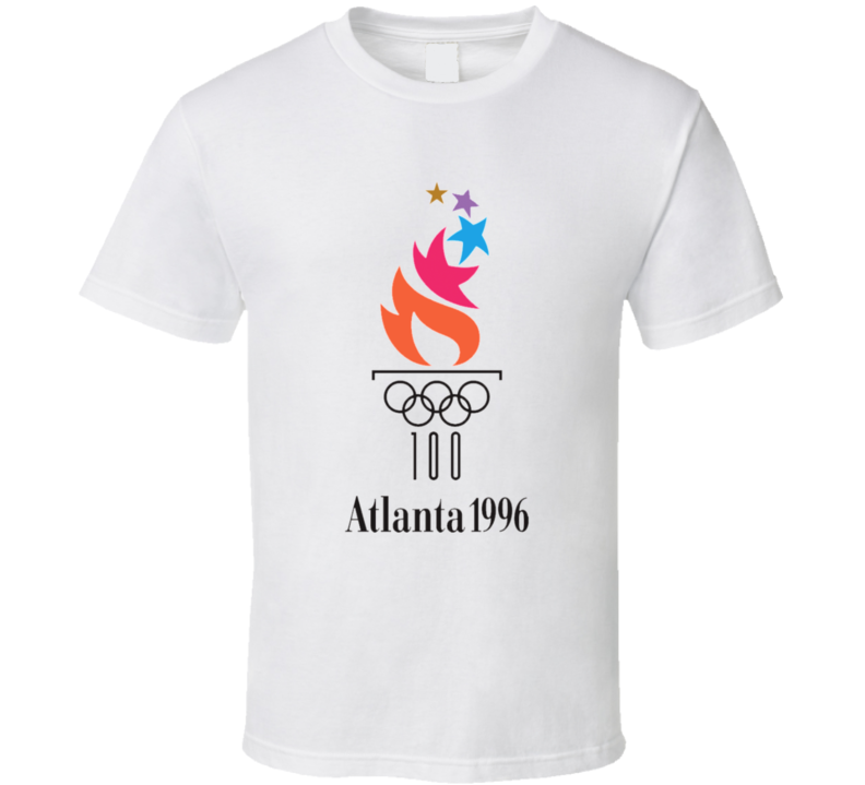 Atlanta 1996 Summer Olympics T Shirt
