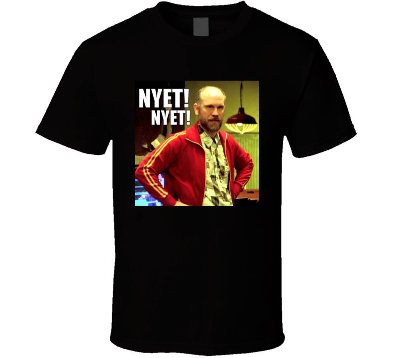 Rounders Poker Teddy Kgb Movie T Shirt