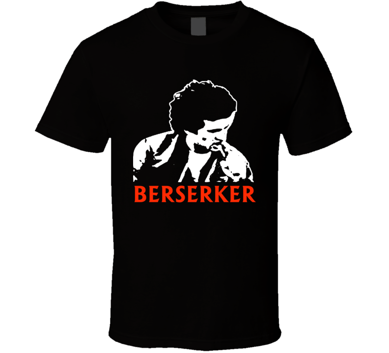Clerks Berserker Cult Movie Retro T Shirt