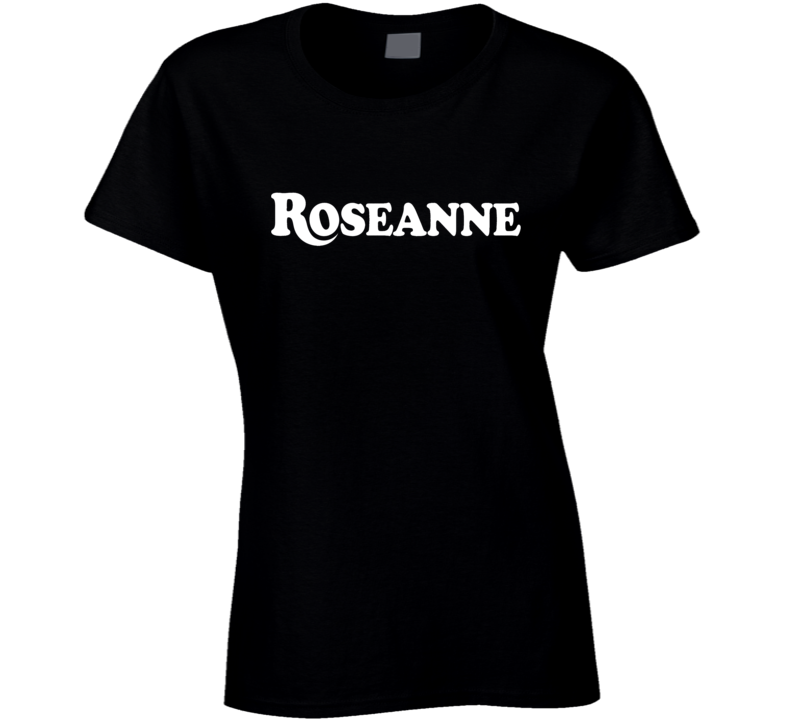 Rosanne Comedy Sitcom Tv Show T Shirt