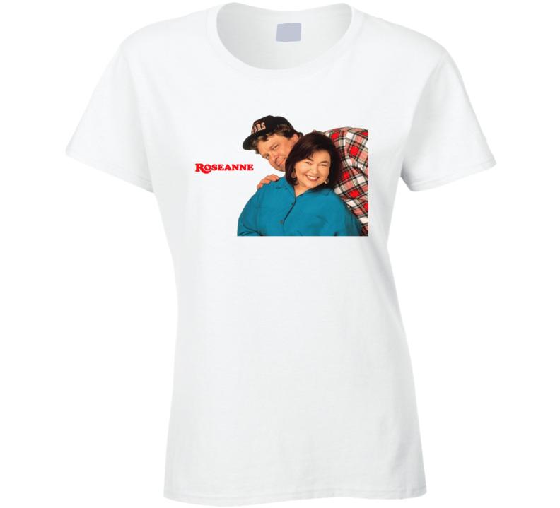 Rosanne 90's Tv Show Sitcom Comedy T Shirt