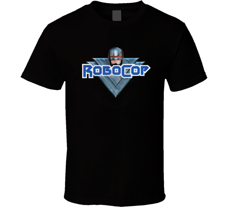 Robocop Retro 80's Action Movie T Shirt