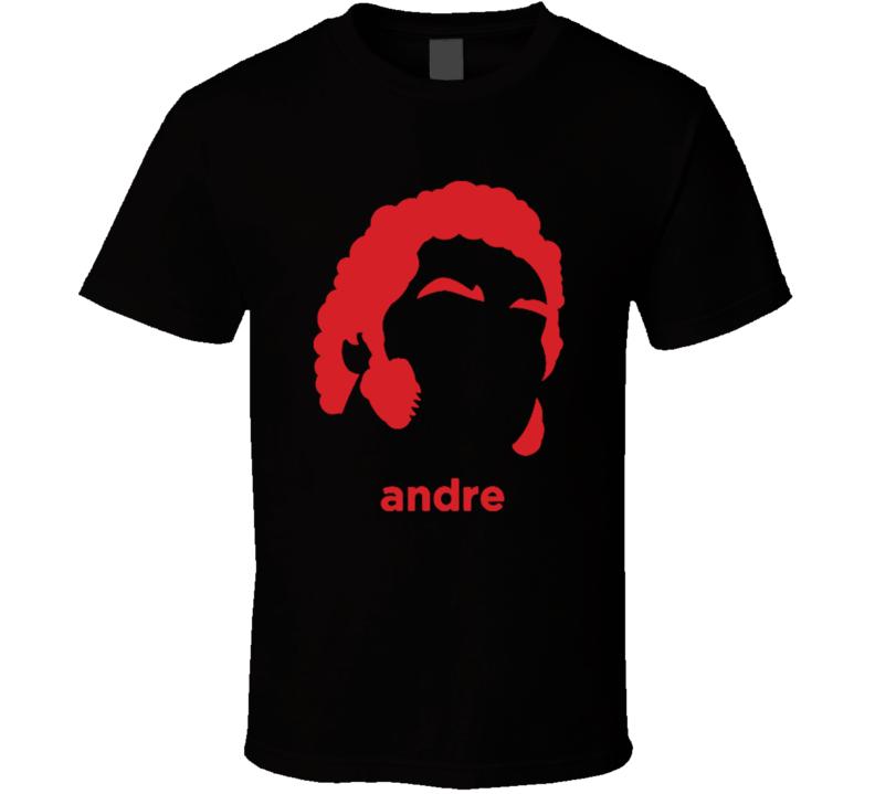Andre The Giant Wrestling Legend Retro Wrestling T Shirt
