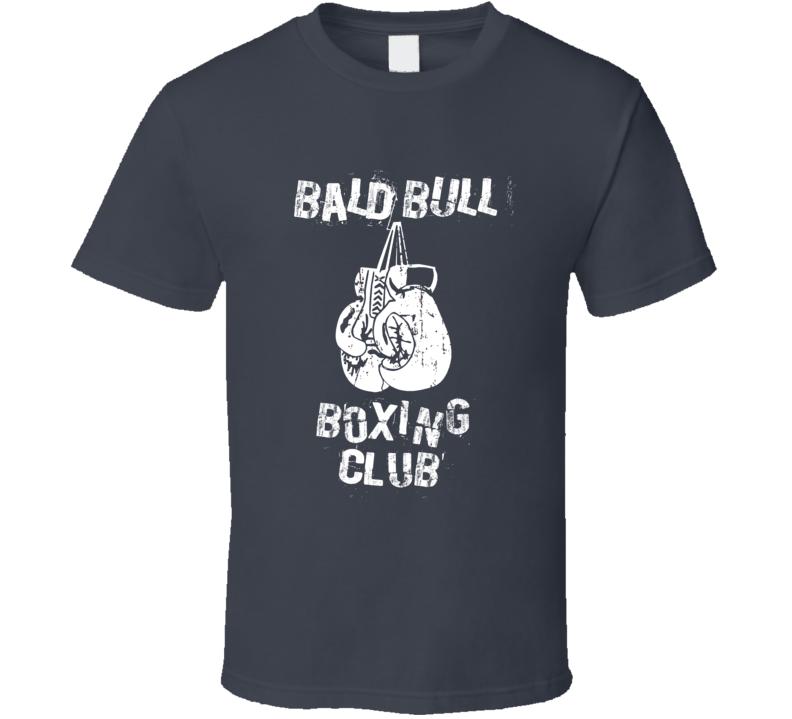 Bald Bull Mike Tyson's Punchout Boxing Club T Shirt