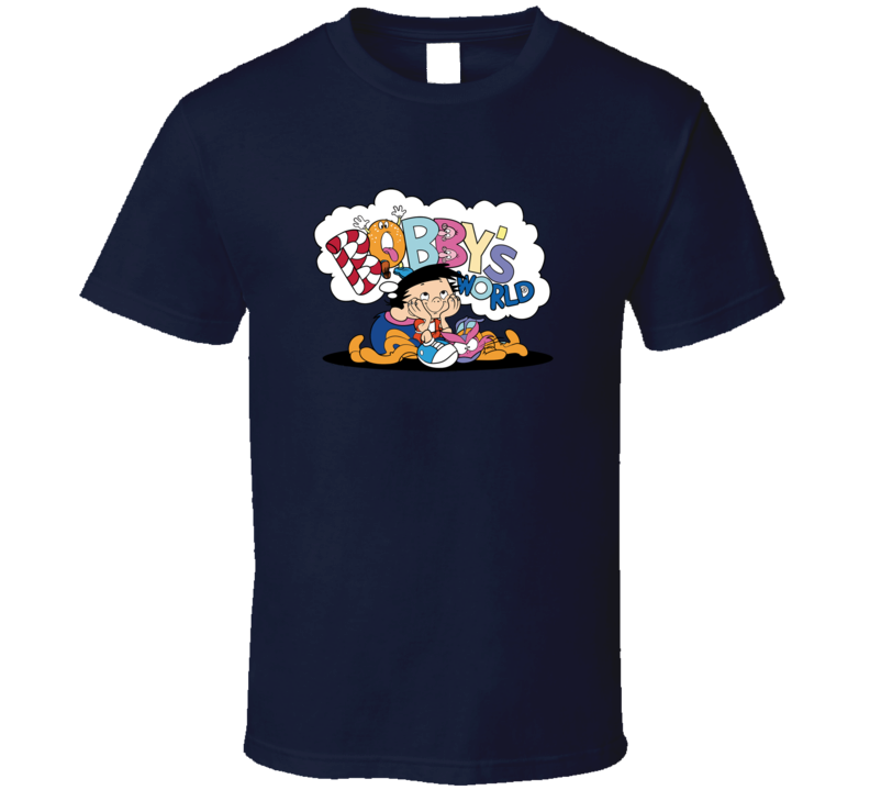 Bobby's World 90's Cartoon Kids Tv Show T Shirt