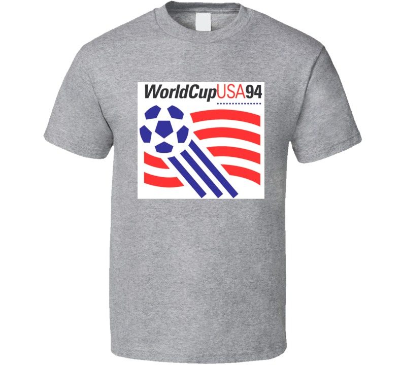 World Cup Usa 94 Logo Soccer T Shirt