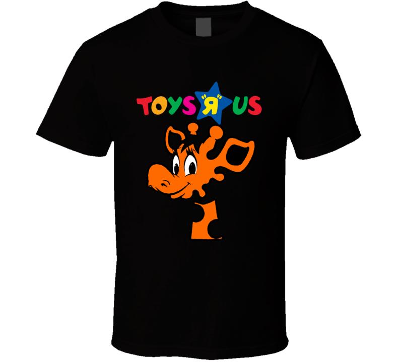 Toys R Us Classic Retro Toys Memories T Shirt