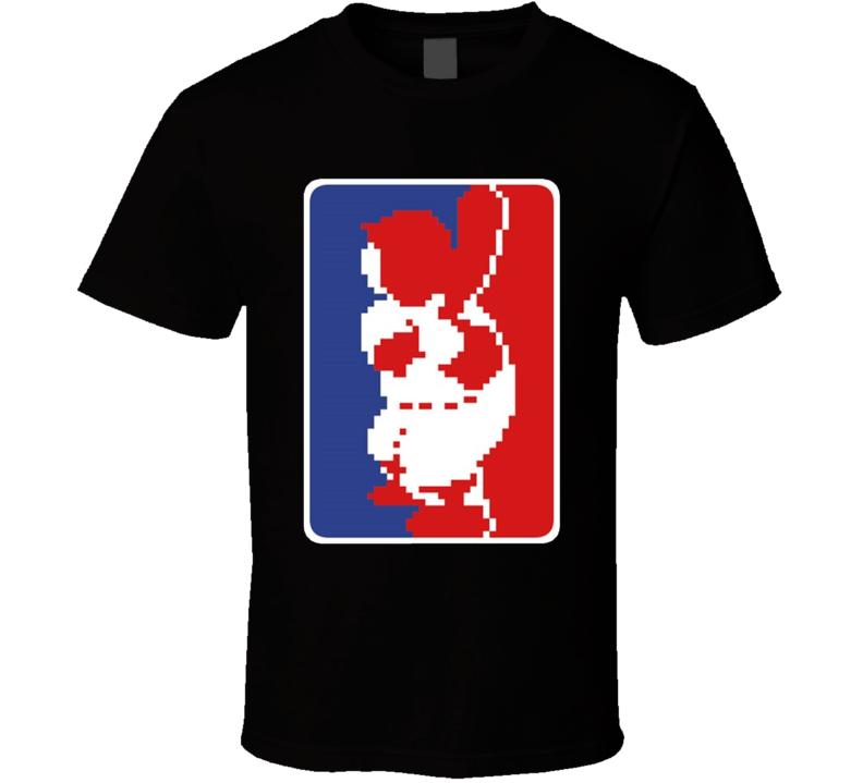 Rbi Baseball League Retro Baseball Video Game T Shirt