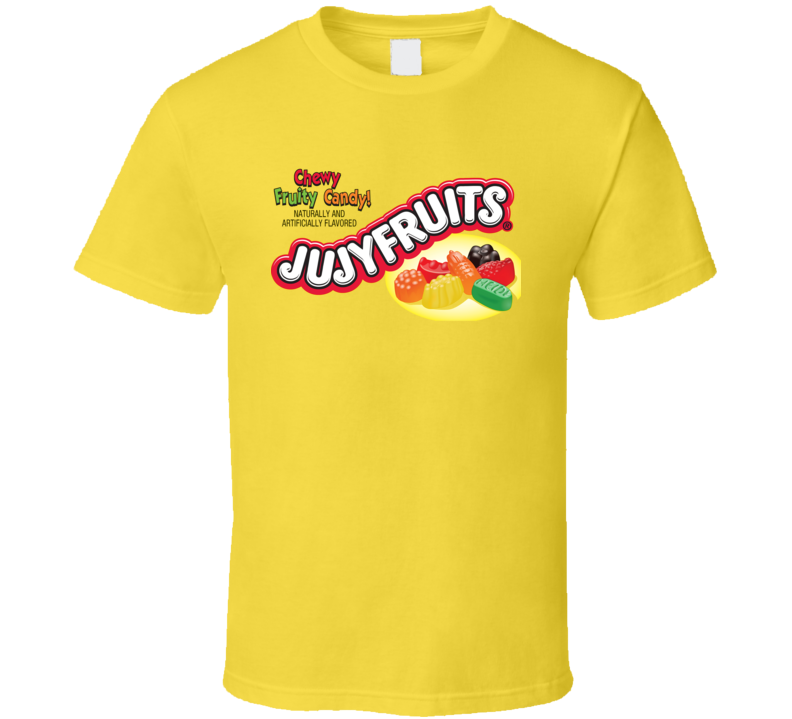 Jujyfriuits Seinfeld Funny Retro Food Candy T Shirt
